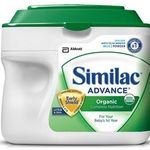 Similac Advance Organic Baby Formula