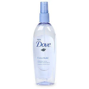 Dove Extra Hold Hairspray