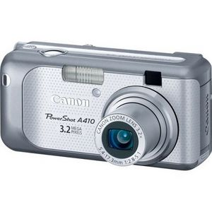 Canon - PowerShot A410 Digital Camera