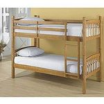 Essential Home Pine Bunk Beds