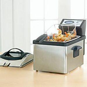 Cooks Digital Deep Fryer