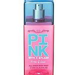 Victoria's Secret Pink with a Splash All-Over Body Mist in Fresh & Clean