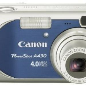 Canon - PowerShot A430 Digital Camera