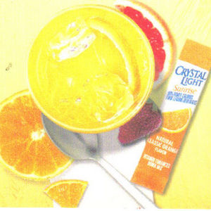 Crystal Light - Sunrise On The Go Drink Mix