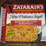 Zatarain's New Orleans Style Shrimp Scampi With Pasta