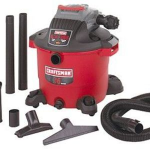 Craftsman Canister Wet/Dry Vacuum