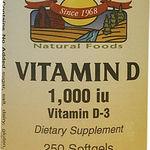 Spring Valley High Potency Vitamin D 1000 IU