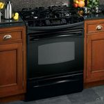 GE Slide-In Gas Range