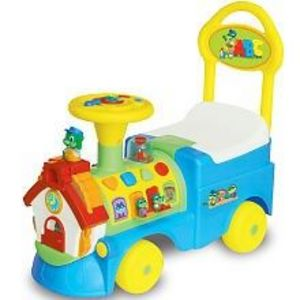 LeapFrog Alphabet Train Ride-On