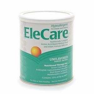 Elecare Amino Acid-Based Medical Food & Infant Formula