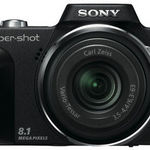 Sony - Cybershot H3 Digital Camera