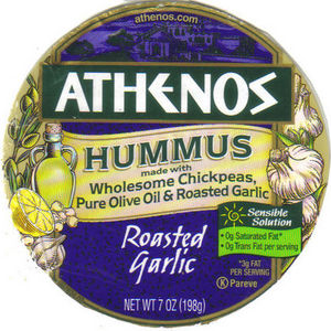 Athenos - Roasted Garlic Hummus
