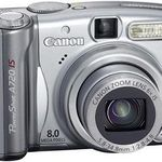 Canon - Power Shot A720 Digital Camera