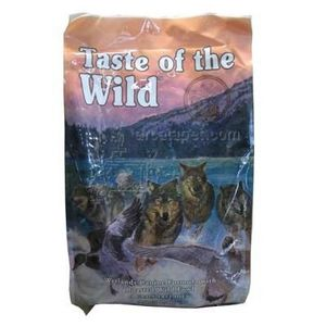 Taste of the Wild Wetlands Canine Formula With Roasted Wild Fowl