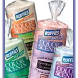 Ruffies Color Scents Kitchen Trash Bags