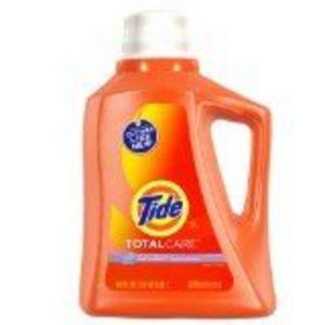 Tide Total Care Liquid Laundry Detergent, Cool Cotton Scent