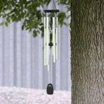 "J. W. Stannard by Figi ""Canon in D"" Wind Chimes"