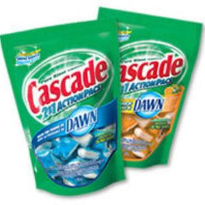 Cascade 2-in-1 ActionPacs