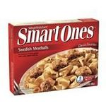 Weight Watchers Smart Ones-Swedish Meatballs