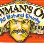 Newman's Own - All Natural Chunky Medium Salsa
