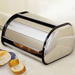 Keteng Stainless steel bread box