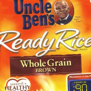 Uncle Ben's Whole Grain Brown Ready Rice
