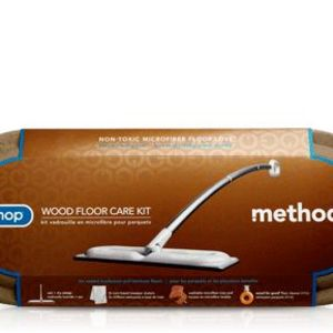 method omop wood floor care kit almond