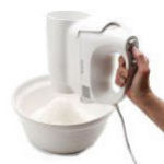 Westinghouse 9-Speed Electric Sifter/Mixer Hand Mixer