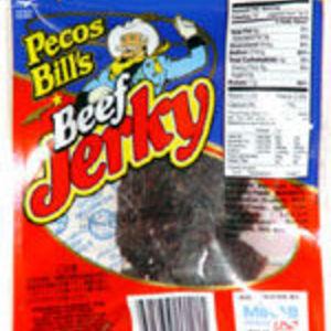 Pecos Bill's Beef Jerkey