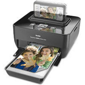 Kodak G610 Photo Printer and Docking Station