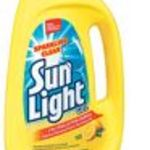 Sunlight Dishwasher Detergent