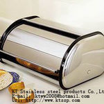 JiangMenKT Stainless steel bread box