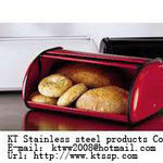 JiangMenKT Stainless steel bread box02