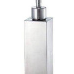 JiangMenKT Stainless steel bath bottle