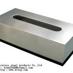 JiangMenKT Stainless steel paper box