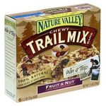 Nature Valley - Chewy Trail Mix Bars, Fruit & Nut