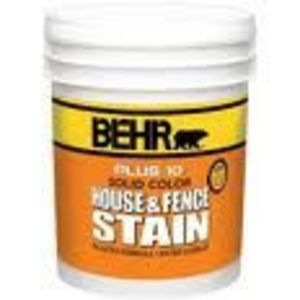 Behr Exterior Stain Reviews