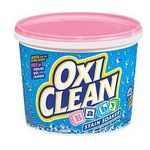 OxiClean Baby Stain Soaker Powder