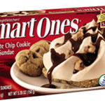 Weight Watchers - Smart Ones Chocolate Chip Cookie Dough Sundae