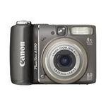 Canon - PowerShot A590 Digital Camera