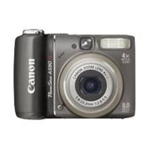 Canon - PowerShot A590 Digital Camera