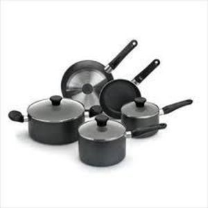T-Fal Non-Stick Cookware Set