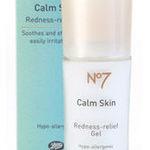 Boots No 7 Calm Skin Redness Relief Gel