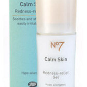 Boots No 7 Calm Skin Redness Relief Gel