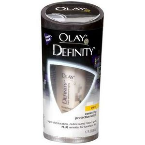 Olay Definity Corrective Protective Lotion with SPF 15