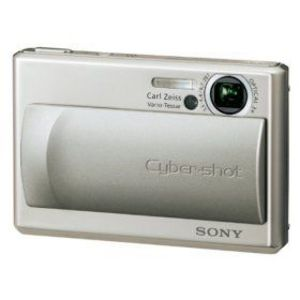 Sony - Cybershot T1 Digital Camera