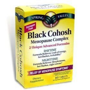 Spring Valley Black Cohosh Root