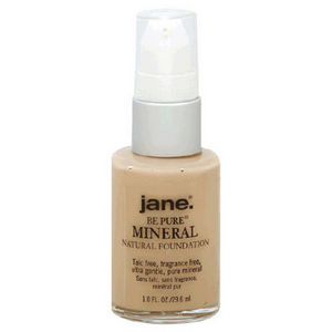 Jane. Be Pure Mineral Liquid Foundation
