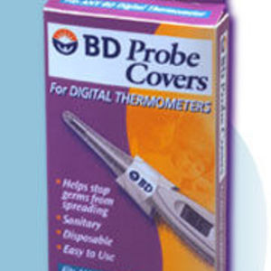 B-D Digital Thermometer Probe Covers
