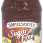 Smucker's Hot Fudge Sugar Free Topping